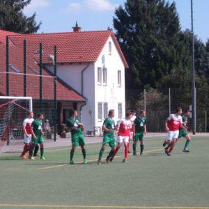 Die Zweite verlor 1:2 gegen Soest Müllingsen