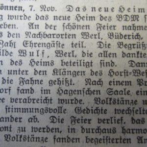 Freimüthige an der Haar vom 07.11.1933