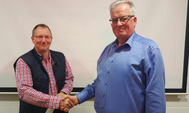 Hubert Post neuer Vorsitzender bei Förderverein der FFW