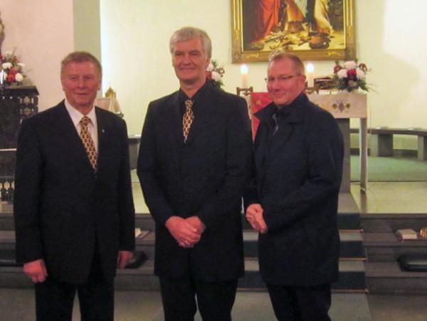 Würdiger Abschied für Chorleiter Michael Busch in der St. Cäcilia Patronatsmesse