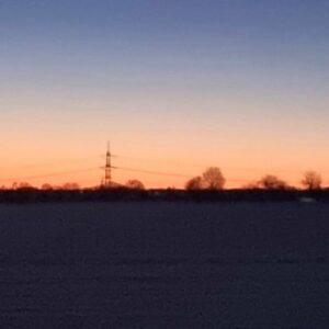 Winterwunderland - Impressionen um Westönnen