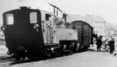 Ruhr-Lippe-Kleinbahn in Westönnen