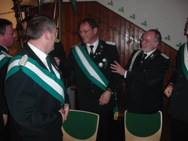 Heinz Schlummer folgt Reinhard Kiko als Adjutant