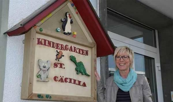 Der Kindergarten St. Cäcilia bekommt mit Heike Gruchot eine neue Leiterin