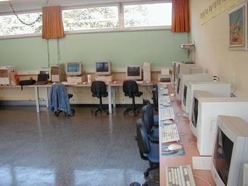 Der alte Computerraum Bild 2
