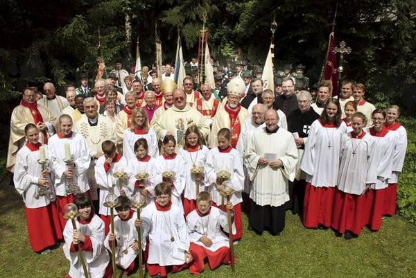 Propst Michael Feldmann feiert 25-jähriges Priesterjubiläum