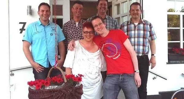 Bernd Wittenkemper wird neuer erste Vorsitzender beim Tischtennis