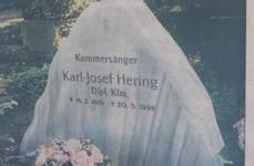 Karl-Josef Hering Ruhestätte in Berlin-Zehlendorf