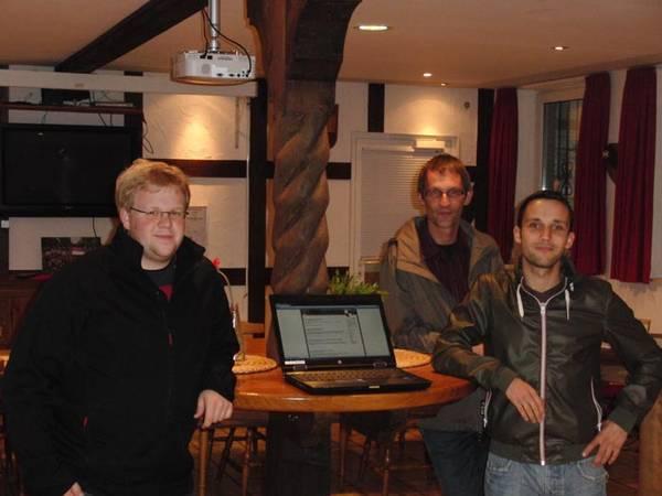 Westönnen Online und RWW präsentieren den Internetauftritt der Rot-Weißen Fußballer