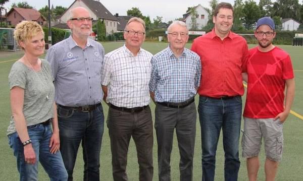 Beim Gesamtverein RWW übernimmt Rainer Wiemer den Vorsitz von Franz Stemper