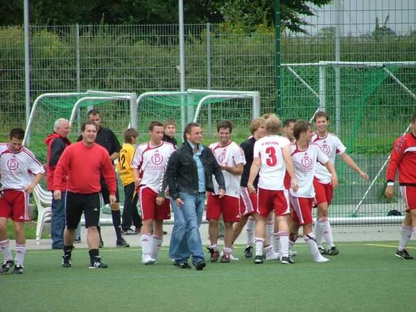 RWW siegt im Pokal gegen Hilbeck