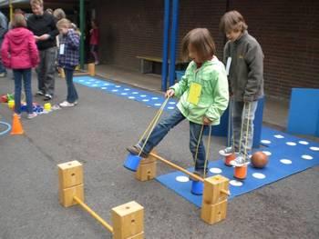 Aufnahmen vom Schulfest 2010 Bild 2