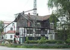 Der renovierte Bahnhof Westönnen 2000