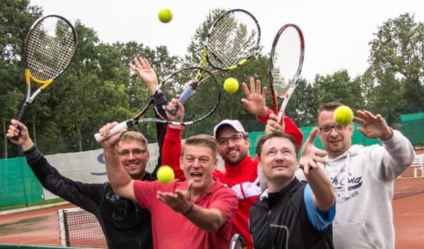 Westönner Tennisherren sichern sich Meistertitel in der Kreisliga